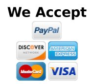 Payments Accepted at Janet's Closet
